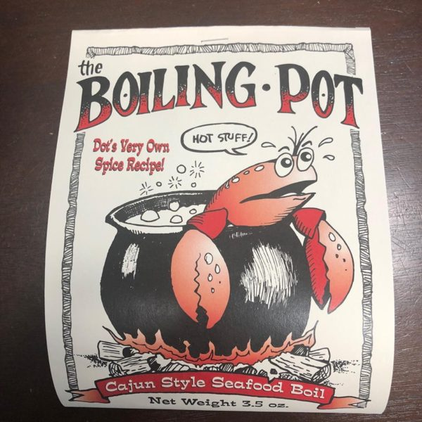 Boiling Pot Spice Package Buy The Boiling Pot Seasoning